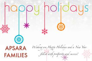APSARA New Year Post