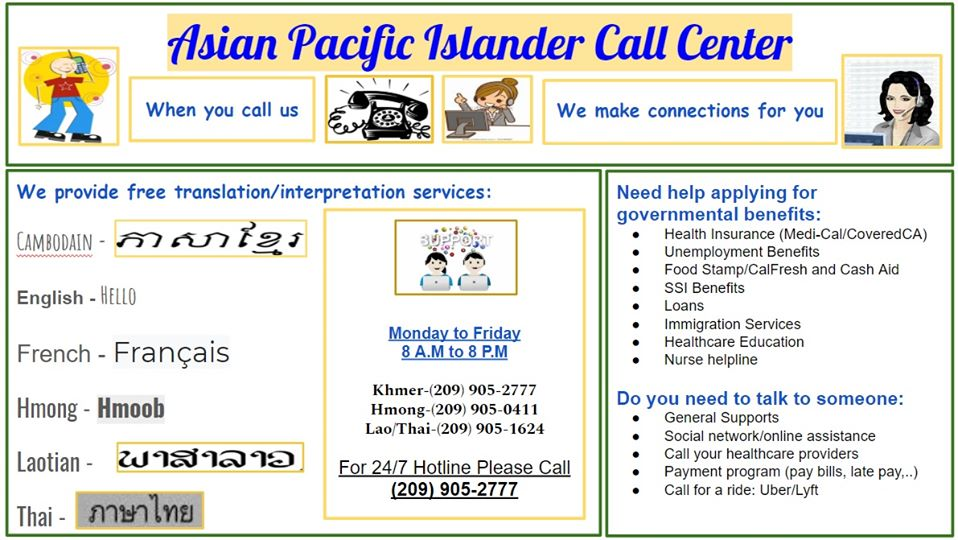 API Call Center_English